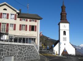 Hotel Communal, Val d'Illiez