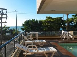Villa Costeira Beira Mar, Fortaleza