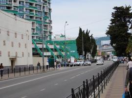 Olimpic Station, Sotchi