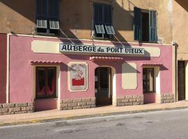 Auberge du Pont Vieux, Sospel