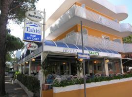 Hotel Garni Tahiti, Bibione