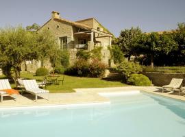 Villa Les Oliviers, Cesseras