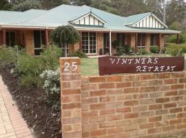A Vintners Retreat Bed and Breakfast, Margaret River