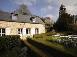Villa Normandy-Rouen, Saint-Valery-en-Caux
