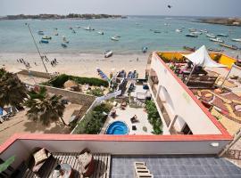 La Maison Abaka, Dakar