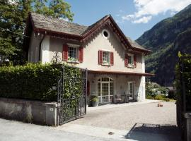 Bed and Breakfast Villa Nante, Varzo