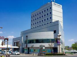 Tokai City Hotel, Tokai