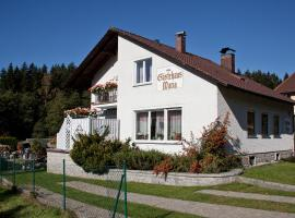 Gästehaus Maria, Neuenhammer