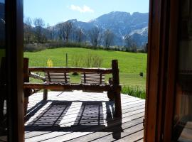 Le Chalet Des Alpages, Poligny