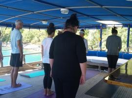 Seaborn Legend Yoga Cruise, Fethiye