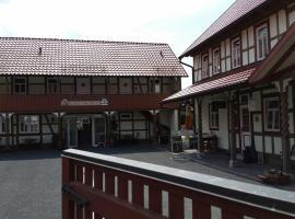 Café im Hof, Streufdorf