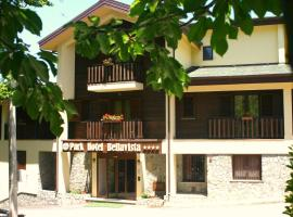 Park Hotel Bellavista, Gambarie d'Aspromonte