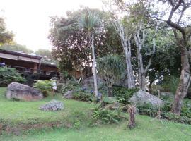 Bushbaby Suite, Swartfontein