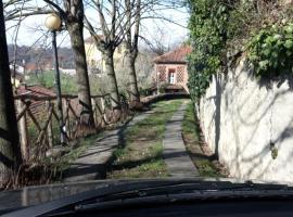 Bricco del Generale, Rocca D'Arazzo
