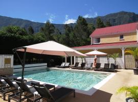 Hotel Le Cilaos, Cilaos