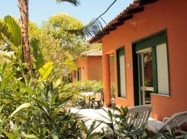 Le Palme Garden, San Giorgio