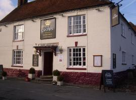 The Crown Aldbourne, Aldbourne