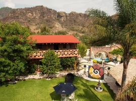 Paradise Hotel Boutique & Lounge, Malinalco