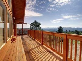 10 Acre Woods Cabin, Long Valley Junction