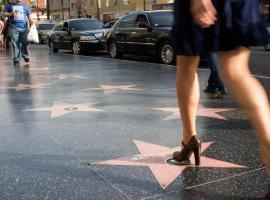 Hollywood LUX: STEPS to WALK of FAME