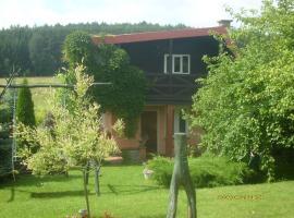 Domek na mazurach, Cottage by the lake, Kętrzyn