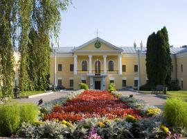 Recreational Complex Bor, Domodedovo