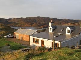 Croft 338 B&B, Drumbeg