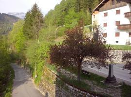 Albergo Bellavista, Castello Tesino