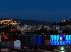 Stunning View of Athens