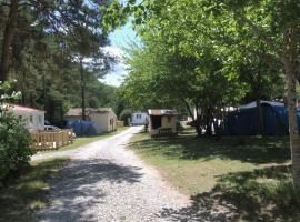 Camping L'Adrech, La Mure
