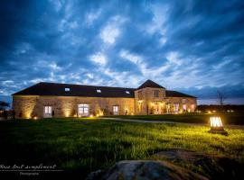 Chambres d'hôtes Nomade-Lodge, La Chapelle-Gauthier