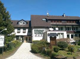 Hotel Berghof am See
