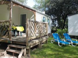 Camping Les Genêts d'Or, Bagnols-sur-Cèze