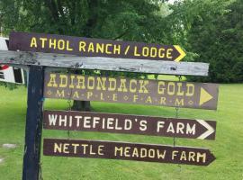 Athol Ranch, Athol