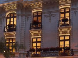 Algodon Mansion, Buenos Aires