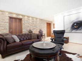 Hólar Private Luxury Villa, Stora Mork