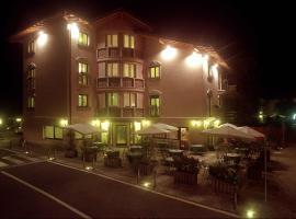 Hotel Mazzoleni, Roncola