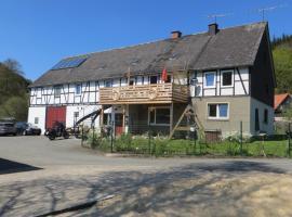 Haus am Wilde Aar, Medebach