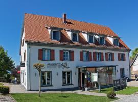 ESCASA Ferienwohnungen alte Schule, Heiligenberg