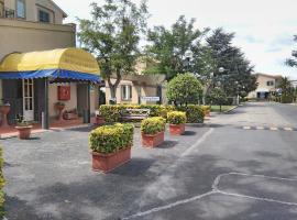 Hotel Baia Del Sole, Civitavecchia