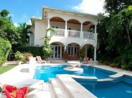 Hawthorne Seven-Bedroom Villa 226, Majami Byčas