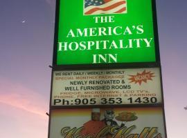 The America's Hospitality Inn, Niagara-vízesés