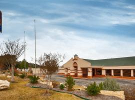 Best Western Post Oak Inn, Burnet