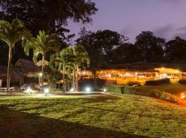 Hotel Hacienda Sueño Azul, Tigre