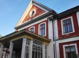 Ravila Manor, Kose