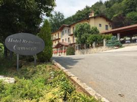 Hotel Camoretti, Almenno San Bartolomeo