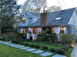Hamptons Brazil Guest House, East Hampton