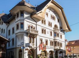 Hotel Landhaus, Saanen