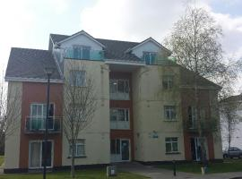 Glen Na Ri Complex Penthouse Apartment, Galway