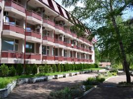 Constantzia Balneohotel, Kostenets